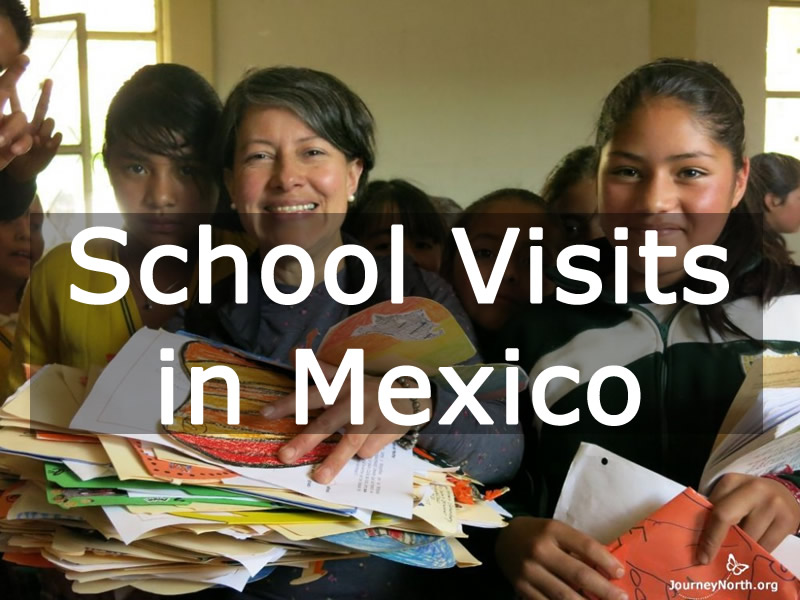 School Visits in Mexico