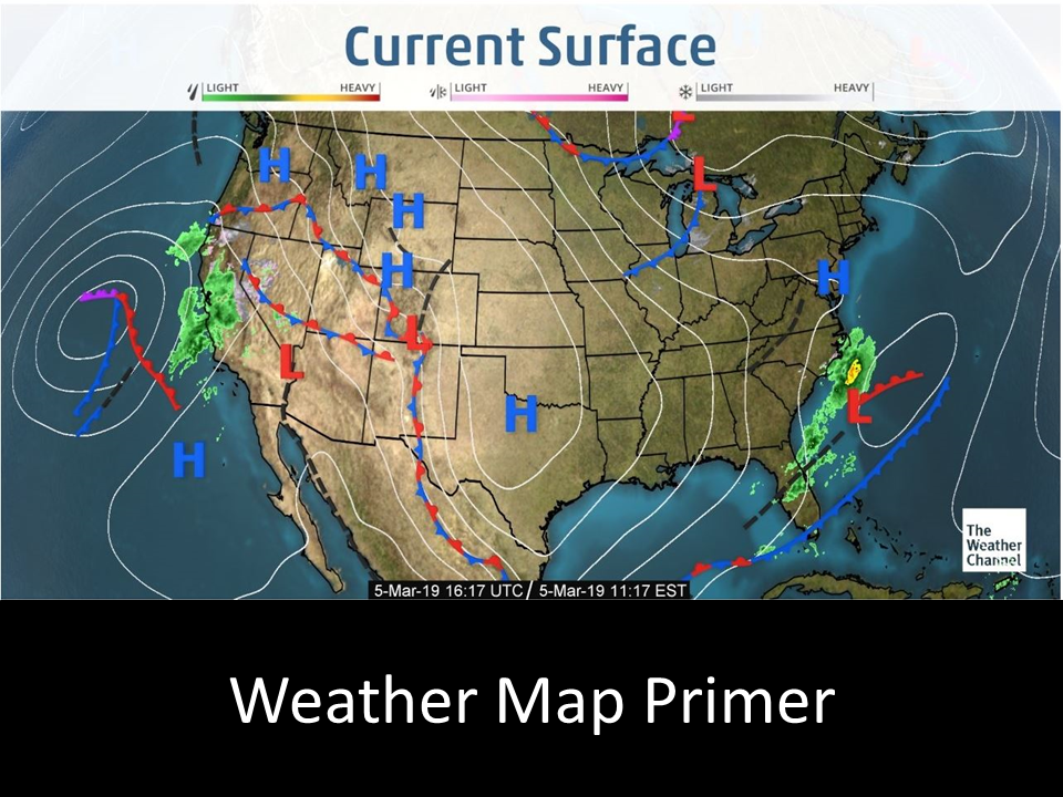 03/06/2019 Weather Map Primer