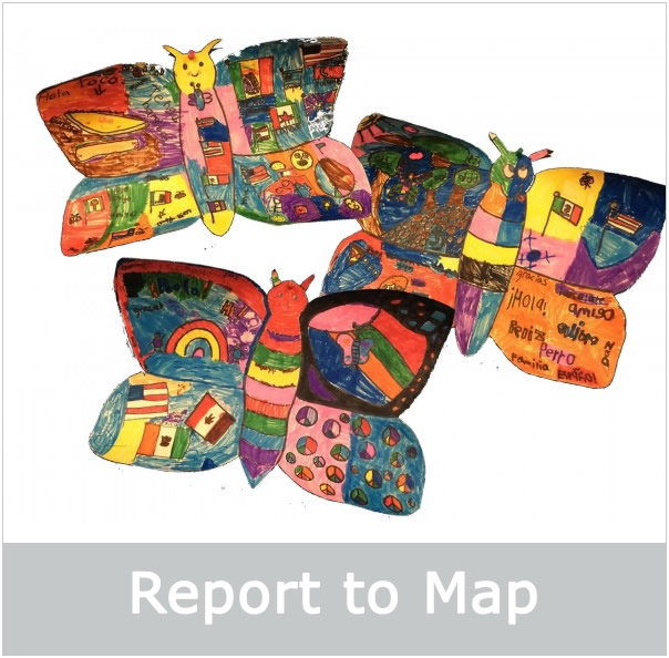 Symbolic Migration Report to Map Spring 2019