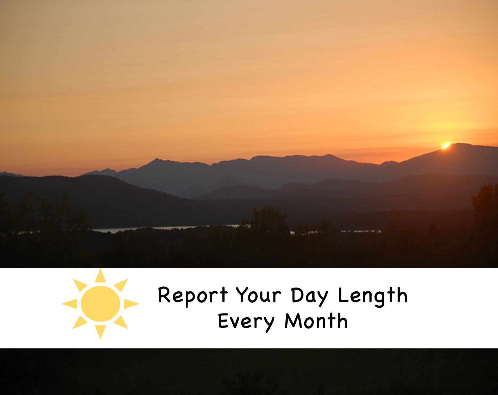 Report Day Length