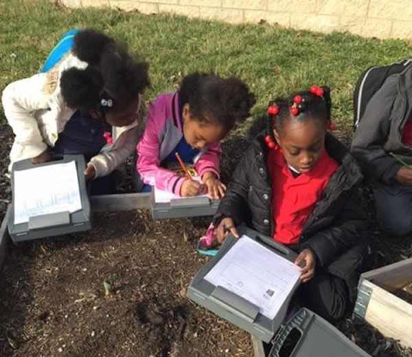 Garden observations and data help us understand connections between climate and plant growth. This information reveals how climate can affect living things throughout the ecosystem.