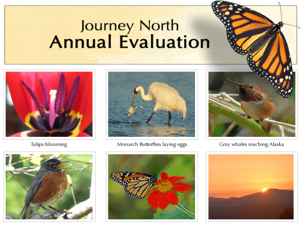 Journey North Annual Evaluation