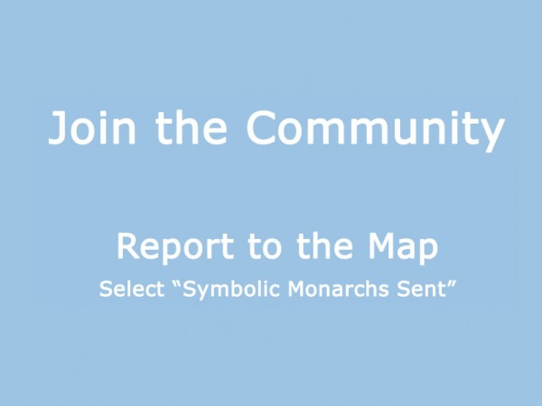 Join the Community, Add to the Map